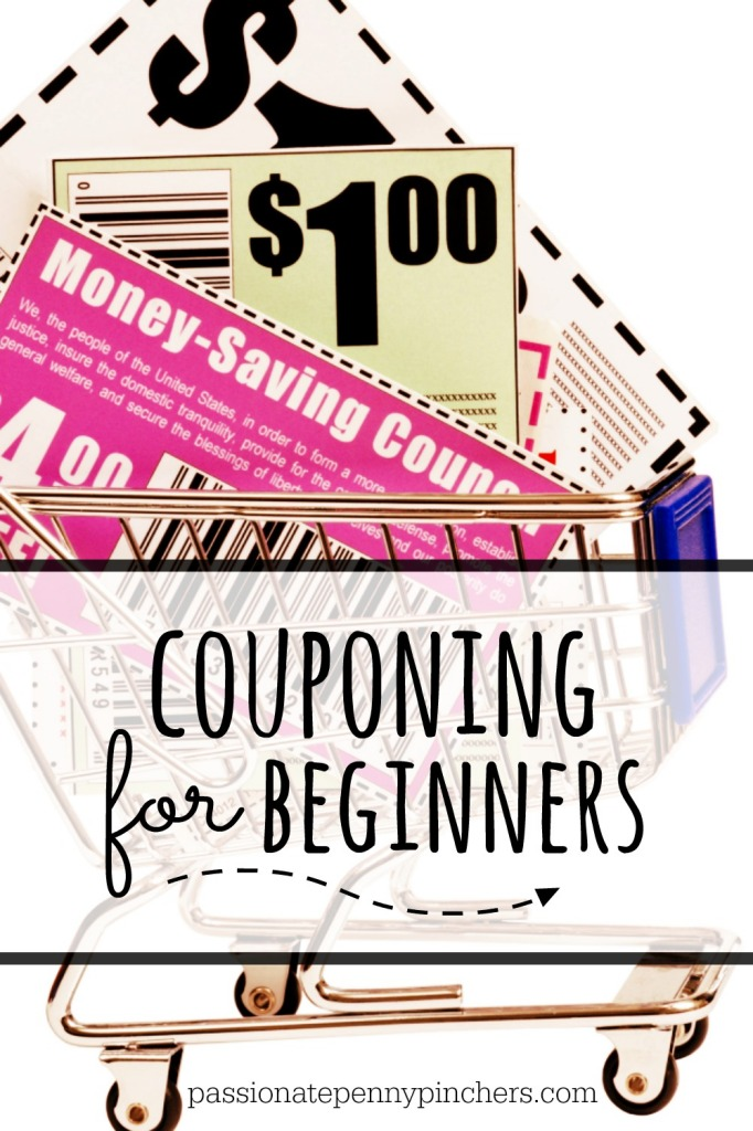 Couponing for Beginners - PINTEREST
