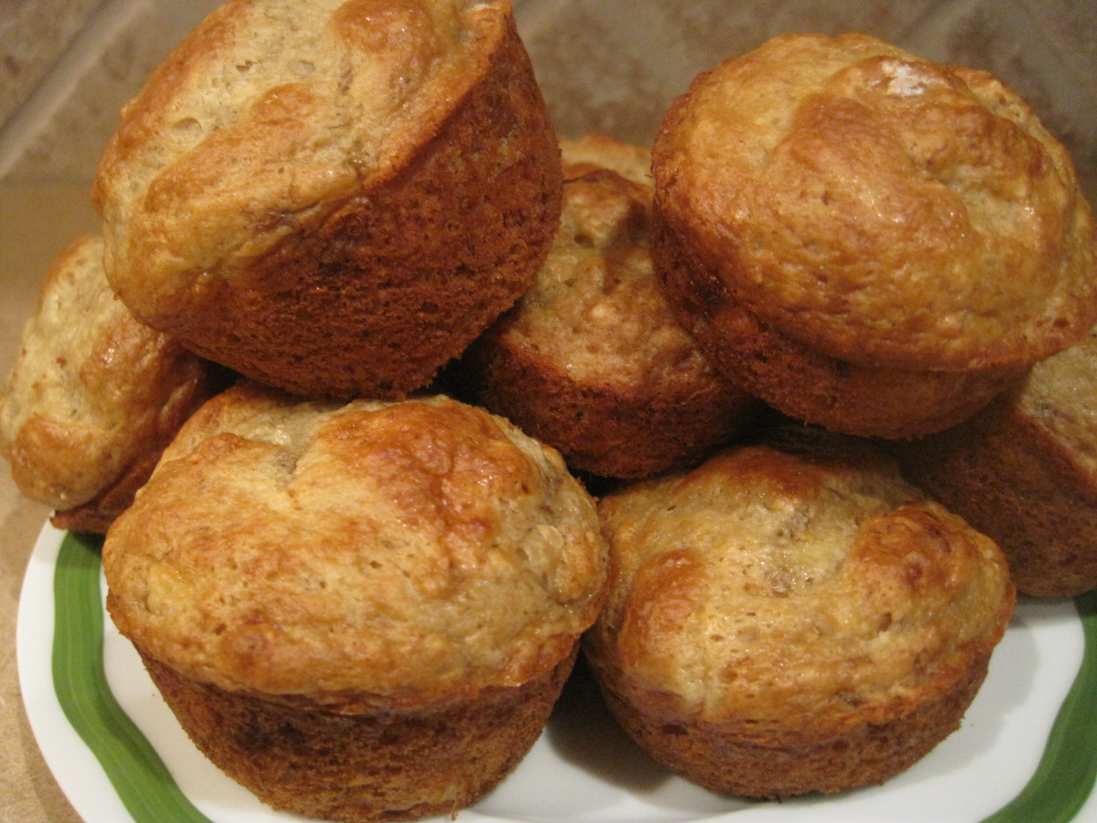 Sour Cream Coffee Cake Muffins