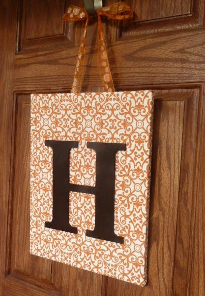 Inexpensive Front Door Hanger Passionate Penny Pincher