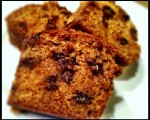 Chocolate Chip <del>Pumpkin</del> Sweet Potato Bread