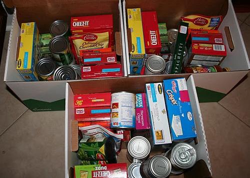 Passionate Giving 12 Holiday Food Box Items Just 6 47 At