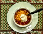 What's For Dinner?  Slow Cooked Taco Soup