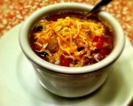 What's For Dinner?  Easiest Slow Cooked Chicken Tortilla Soup Ever
