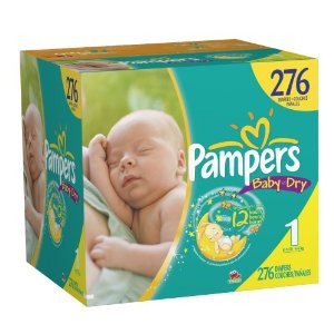 Pampers As Low As 12 Per Diaper Shipped Passionate