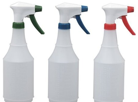 spraybottles