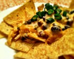 What's Cooking In Mrs. Potts This Super Bowl Sunday? Warm Chicken Naco Dip