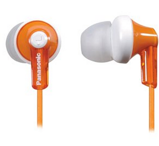 Panasonic Earbuds at Amazon