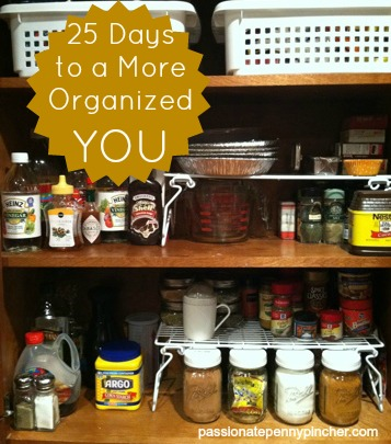 My Spice Cabinet Has Been A Mess For Months . . . Despite Several Attempts  To Re Organize. Because Iu0027m Such The Penny Pincher, Iu0027ve Refused To Spend  Any ...