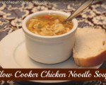 Slow Cooker Chicken and Noodle Soup