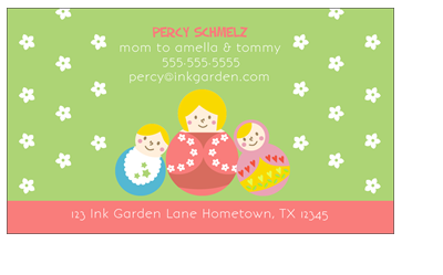 50 free business cards from ink garden great for gift tags too if you need to order business cards heres a great deal on these super cute cards from ink garden new ink garden members get 50 of their high quality reheart Choice Image
