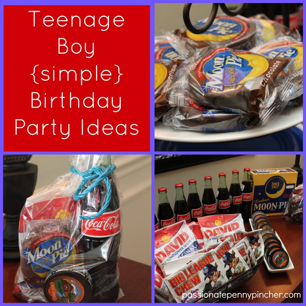 87 food ideas for teenage birthday party party foods ideas for