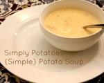 Simply Potatoes Potato Soup