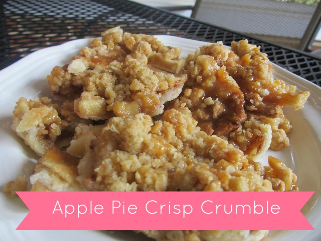 Apple Crumble Pie Recipes — Dishmaps