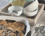 Blueberry Cobbler Dump Cake Recipe (Easy and Yummy for Summer!)