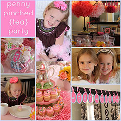 Penny Pinched (tea) Party