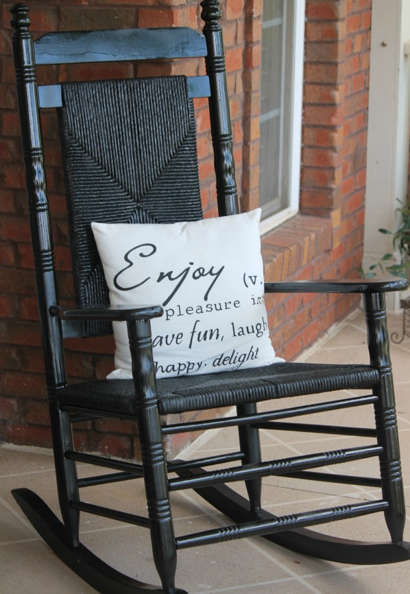 Front Porch Frugal Facelift Passionate Penny Pincher