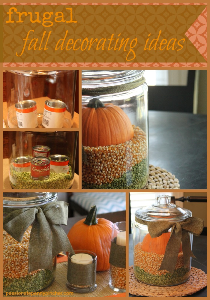32 penny pinched decorating home ideas best of 2013 passionate penny pincher - Dollar store home decor ideas pict ...