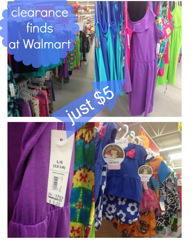 Walmart Deals: Clearance Clothing & Coupon Savings With 1