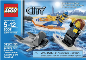 Amazon Steal: Lego City Sets As Low As $5 59