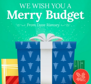 free christmas budget planner from dave ramsey passionate penny