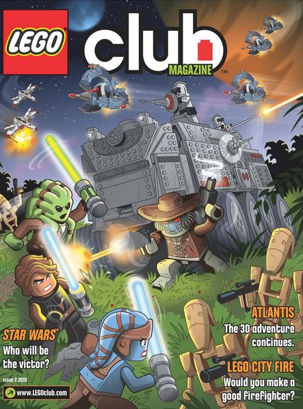 Free Subscription to LEGO Club Magazine | Passionate Penny Pincher