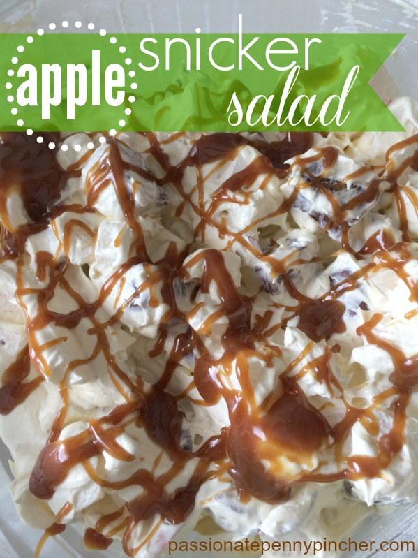 applesnickersalad