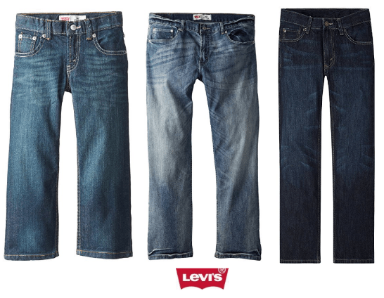 e67a443d85a Levi s Boys 505 Jeans Only  14.99! (Even BIG Boy   Husky Sizes!)