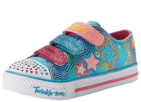 HOT* Skechers Twinkle Toes Just $14.99