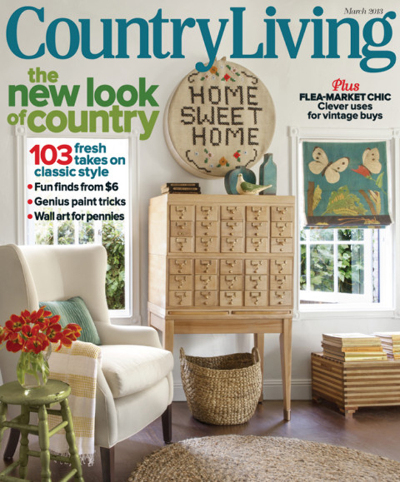 Country Living Magazine Just 49 Per Issue Today Only