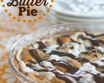 S'more Peanut Butter Pie