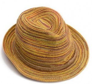 c9b571ecfe58 GOYESTORE Women Colorful Rainbow Straw Hat Only $9.50 + Free Shipping on  orders over $35