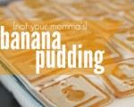 Paula Deen Not Your Momma's Banana Pudding