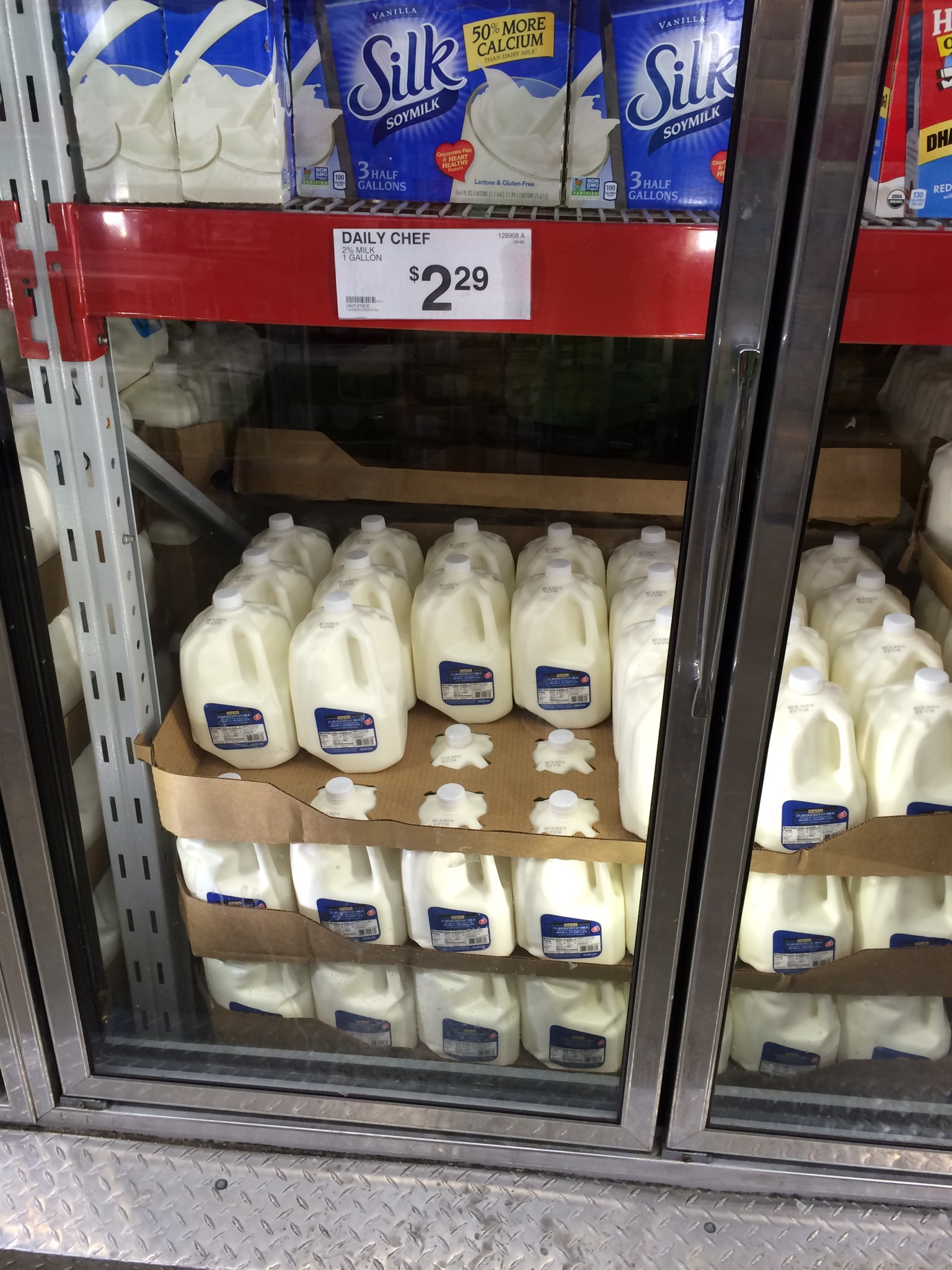 sam s club vs costco prices costco milk 2 69