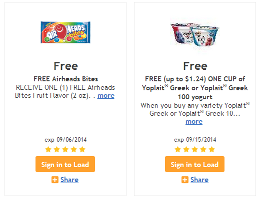 Kroger Extra Finds: Free Airhead Candy, Yopait Yogurt