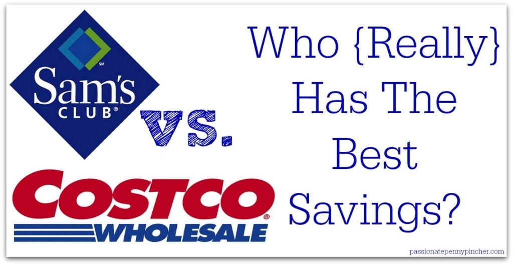 Sams, Costco And Amazon Price Comparison (We Were Surprised!)