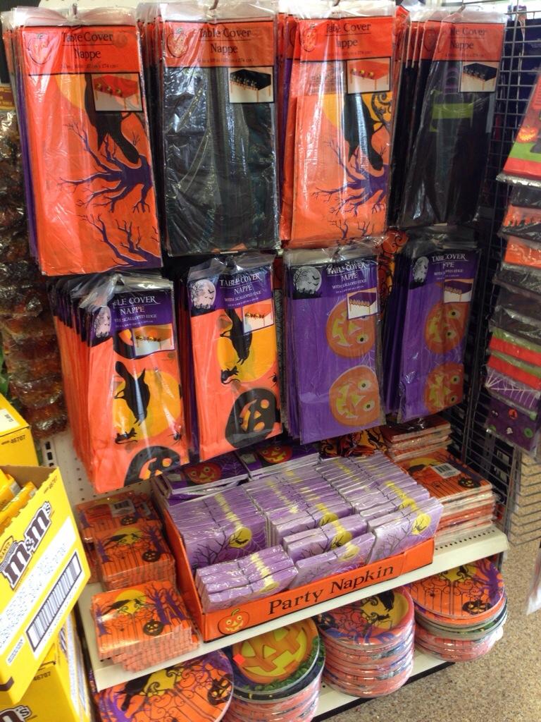 Dollar Tree Fall Treats: Fall Decor, Halloween Party Supplies ...
