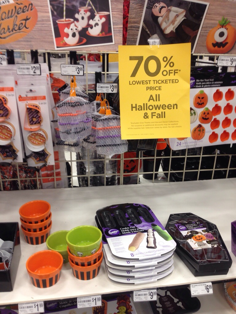 michaels save 70 off halloween fall items - Michaels Halloween