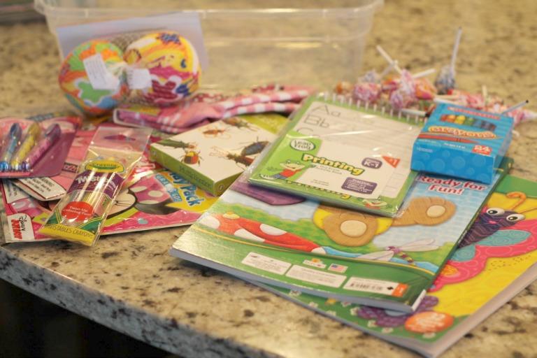 Operation Christmas Child Shoebox Ideas For Older Kids