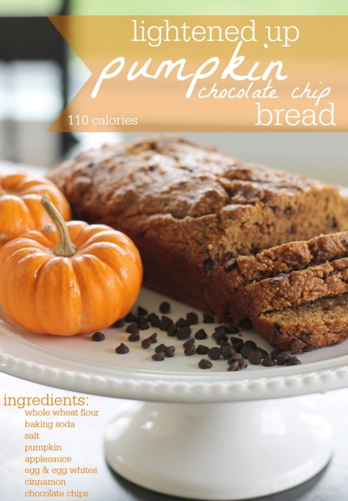 pumpkinchocolatechipbread