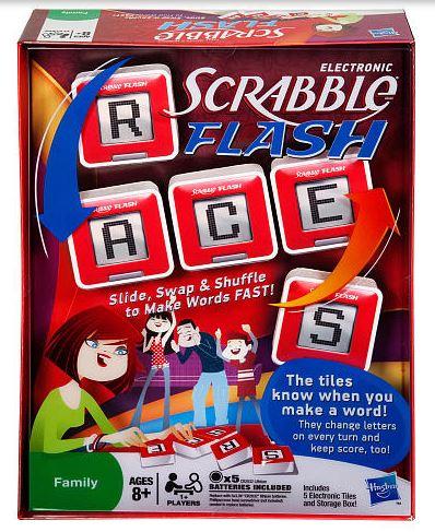 Scrabble Flash Just 3 99 At Toys R Us Online Regular 9 99
