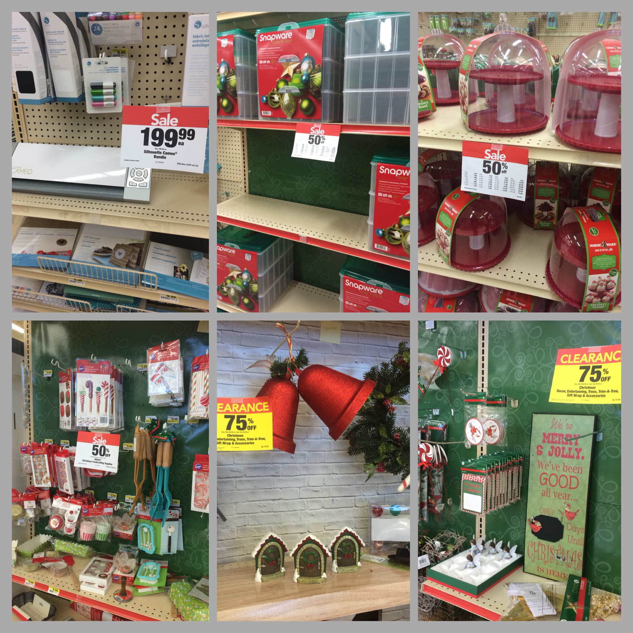 Up to 80 off christmas clearance at hobby lobby michael for Christmas sale items