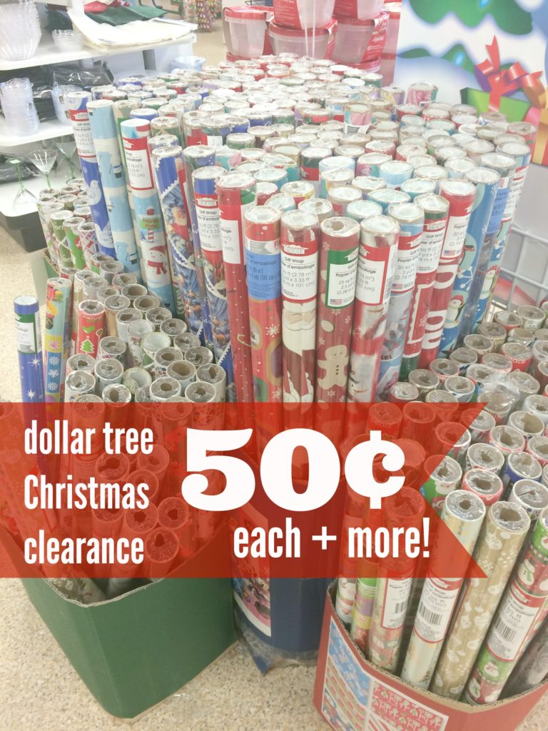Dollar Tree Christmas Clearance: Everything Just 50¢ Each ...