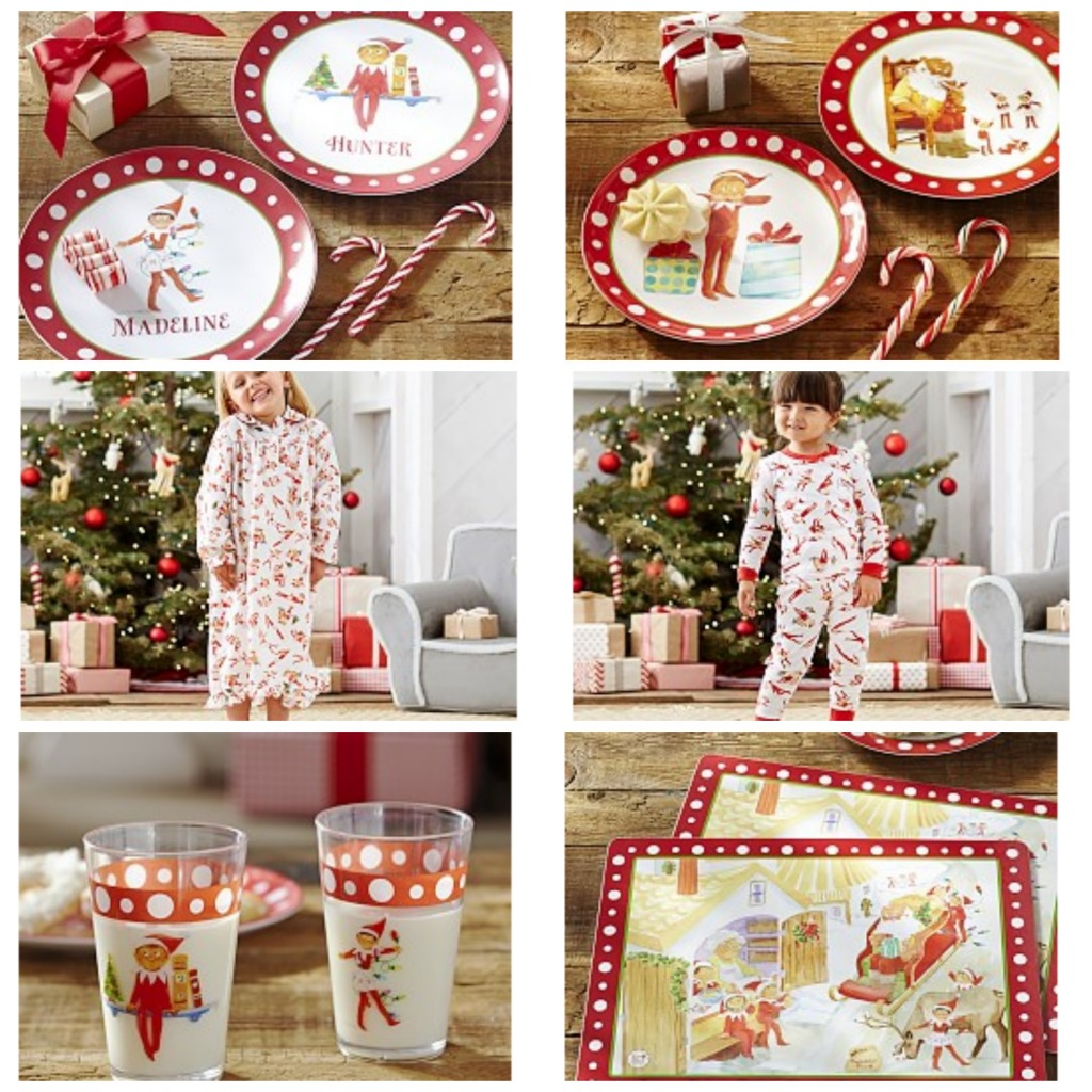 Pottery Barn Kids: Free Shipping Today Only + 40% Off Elf