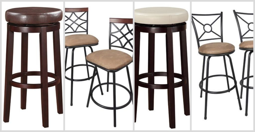 Heres a kind of random deal for you but if you need bar stools for your home its worth checking out Right now Kohls is having a Buy e Get e