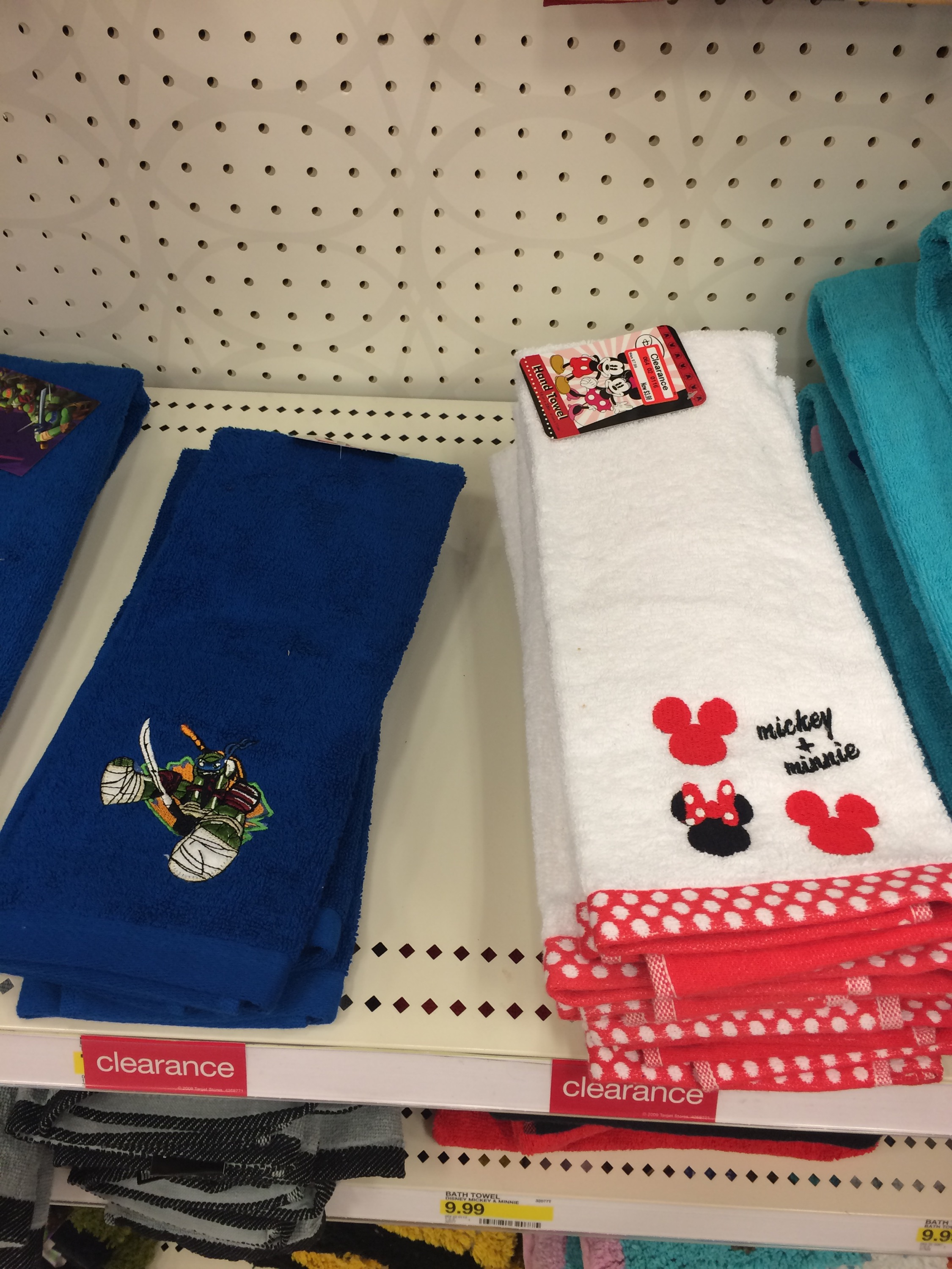 Target Home Clearance: Sheets, Kitchen Towels, Bathroom
