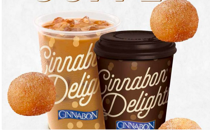 Taco Bell: Free Cinnabon Delights With