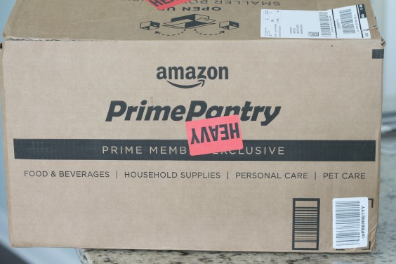 how to get free shipping on amazon pantry