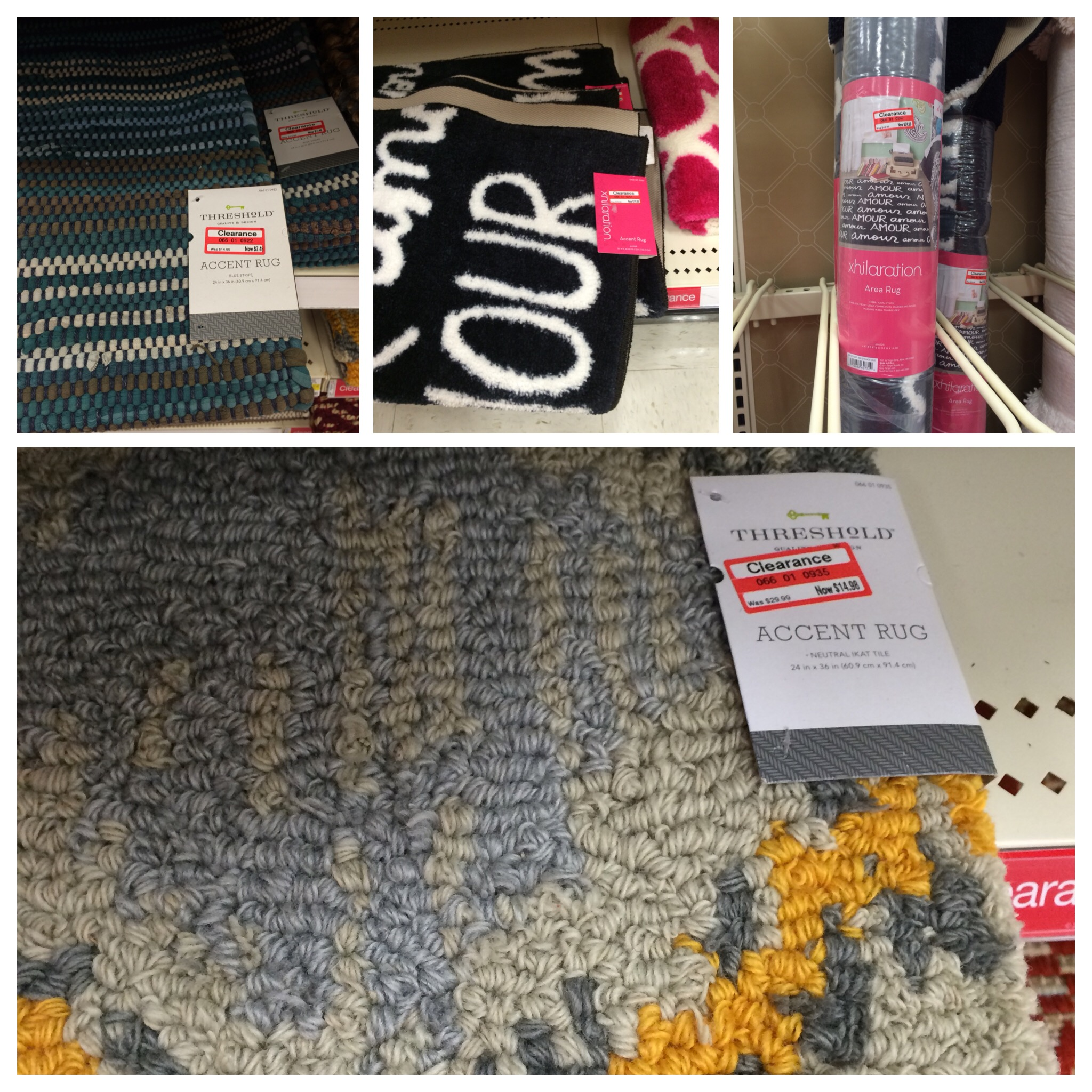 Superb Here Are Some Clearance I Saw While Running Into Target Today! There  Happens To Be A 15% Cartwheel On Threshold Rugs, Sorry Guys Does Not  Include Clearance ...