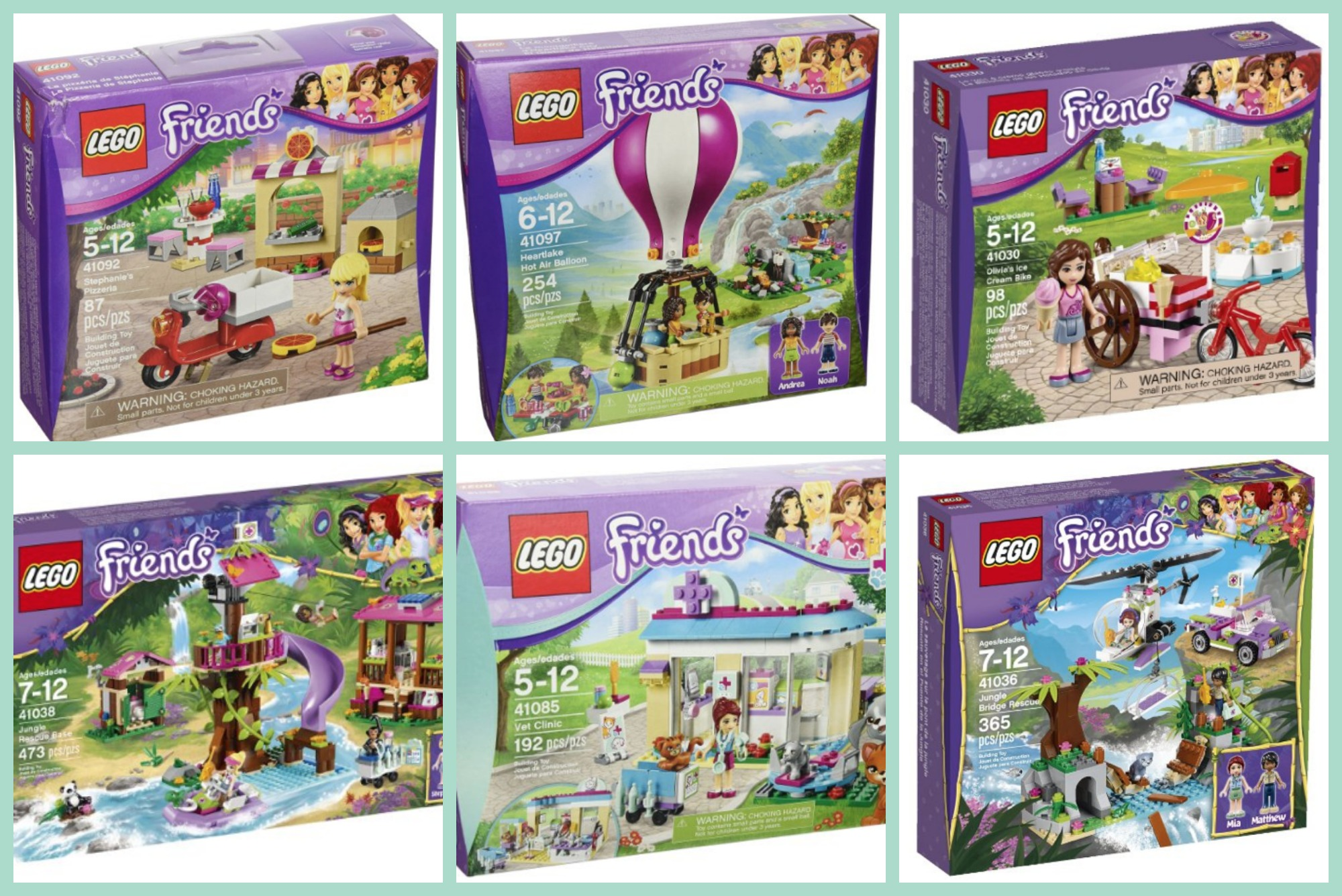 Lego Friends Sets Up To 33 Off Prices As Low As 799