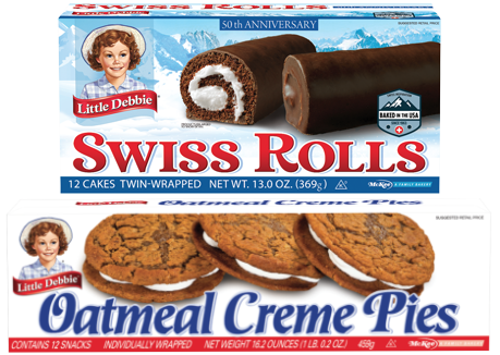printable coupon for little debbie snack cakes